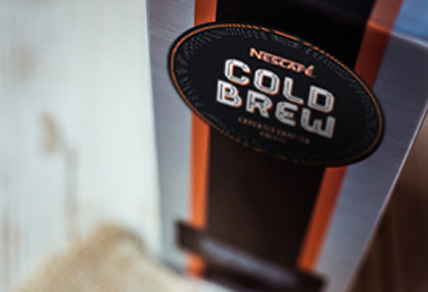 Nescafe Cold Brew Coffee