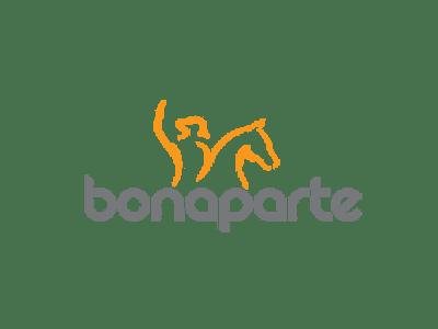 Bonaparte logo Woninginrichting Ben van den Broek Leersum Nederland Utrechtse Heuvelrug