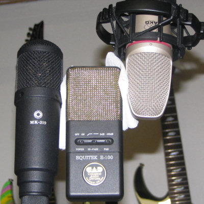 Vocal Mic Placement