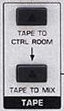 tape input routing options