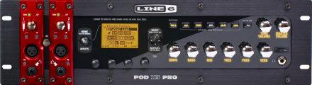 Line 6 POD X3 Pro front