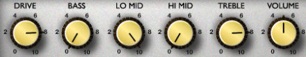 Motorhead Lemmy bass tone