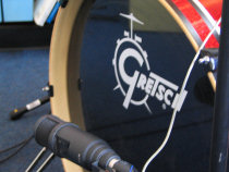 kick drum oktava mk-319 side