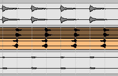 snare drum reversed