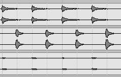 drum source tracks