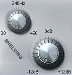 Free Queue eq plugin starting eq settings for vocals