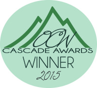 2015 Cascades sticker