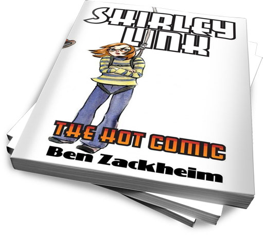 Shirley Link & The Hot Comic