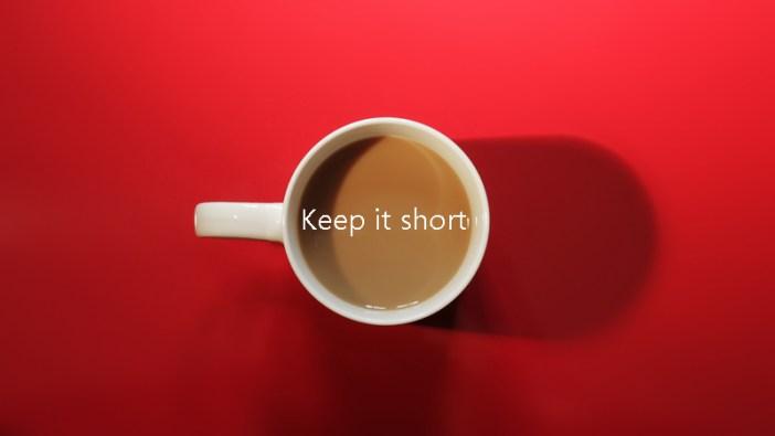 keep-it-short