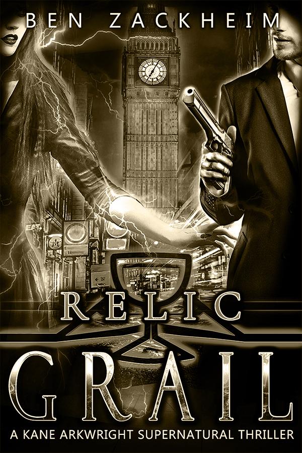 Relic Grail Supernatural Thriller