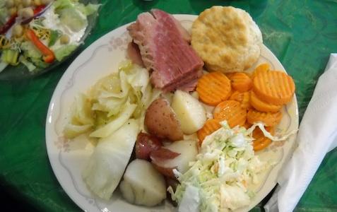Congregate Meals Program at Benzie Senior Resources