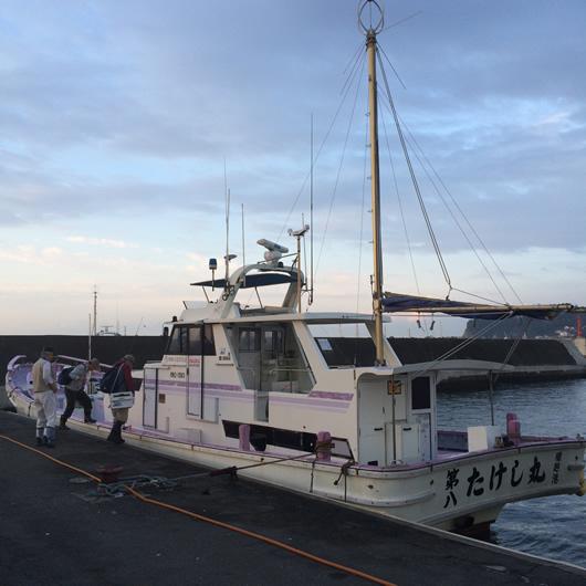 多希志丸 本船