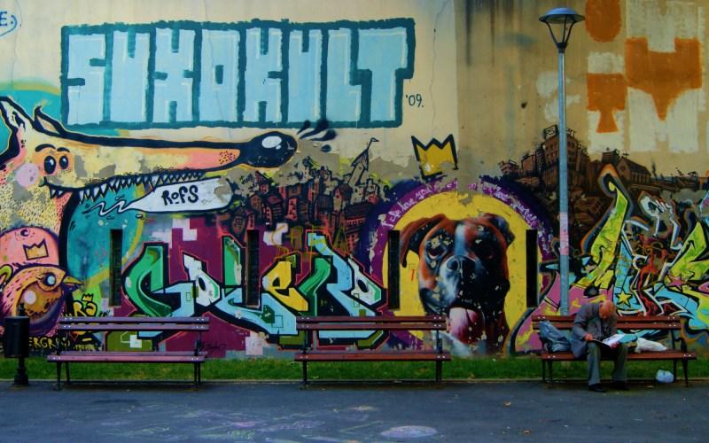 креативный белград сербия искусство стритарт