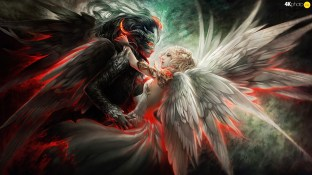 angel-a-women-demon-man