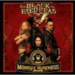 4thアルバム「Monkey Business」