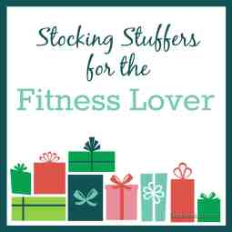 Stocking Stuffers for the Fitness Lover