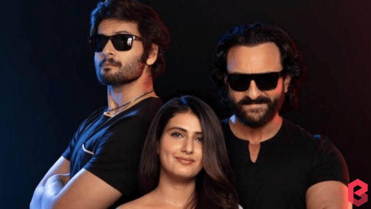 Kareena Kapoor Khan shares first look of Saif's horror comedy Bhoot Police saying 'new normal is paranormal'