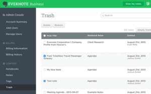 How to Permanently Delete Your Evernote Account