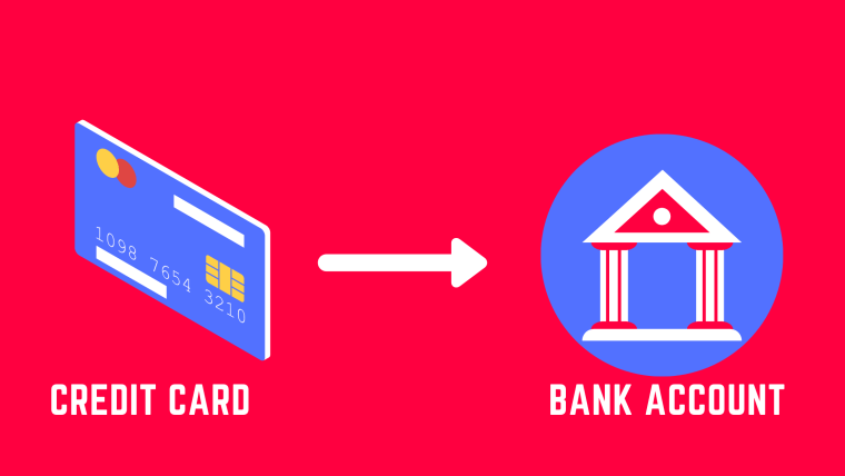 How to Transfer Credit Card Money to Bank Account (New & Very Fast Process)