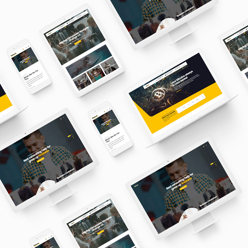 Dana - Corporate Business Multi-Purpose WordPress Themes - 3