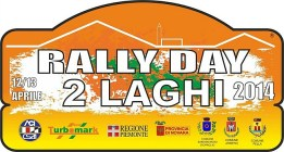 RALLY  DAY  2 LAGH I 2014