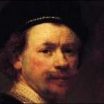Self Portrait - Rembrandt (Norton Simon)