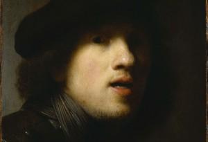 Rembrandt Self-portrait 1639