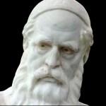 Omar Khayyam Statue in Nishapur, Iran