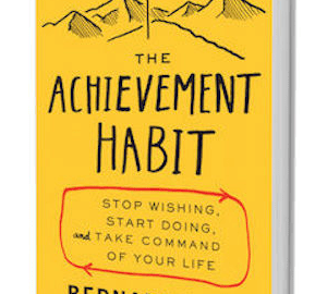 The Achievement Habit Book Cover, Bernard Roth