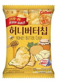 蜂蜜黃油薯片 Honey Butter Chip