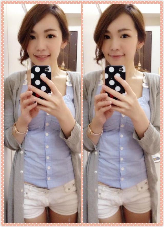 長榮正妹空姐Cynthia Chen (1)