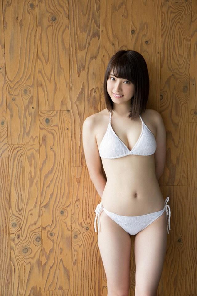 「日本最可愛女高中生」永井理子 (24)