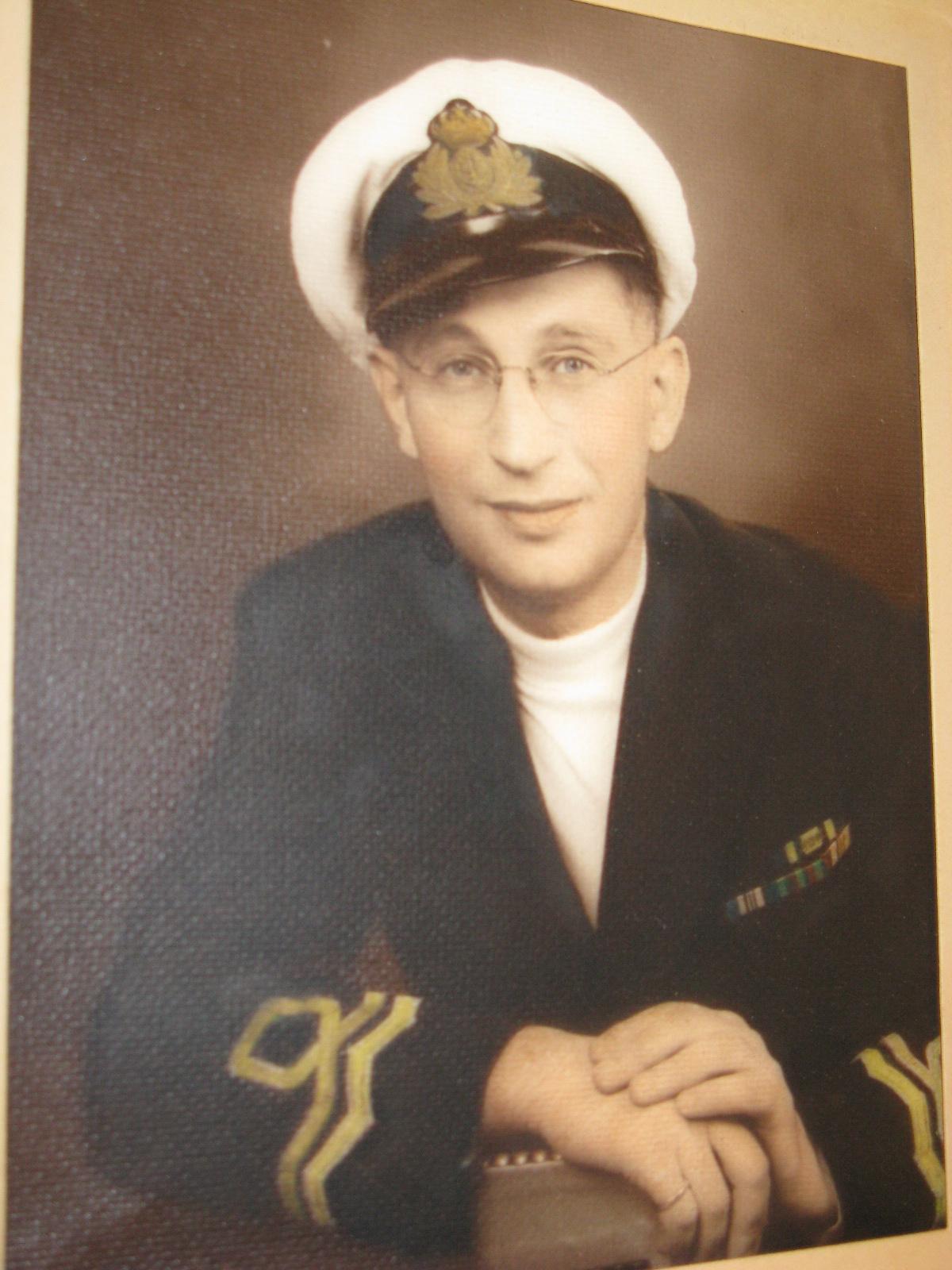 Constantine E. Elieades-ca.1942
