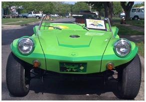 A similar Green Deserter GT '73. Mine I named