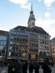 Munich street scene