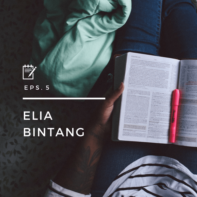 behind the pages elia bintang