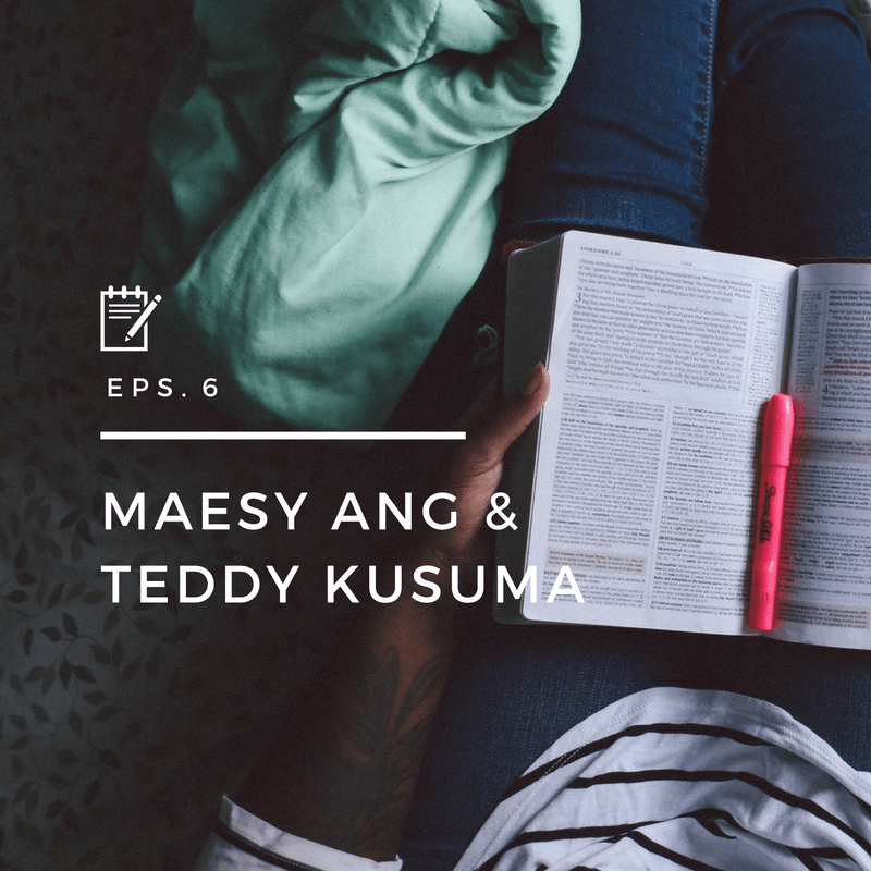 behind the pages maesy teddy