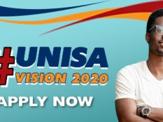 Unisa Application