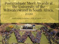 Wits Postgraduate Merit Awards