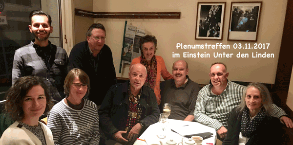 Plenumstreffen November 2017