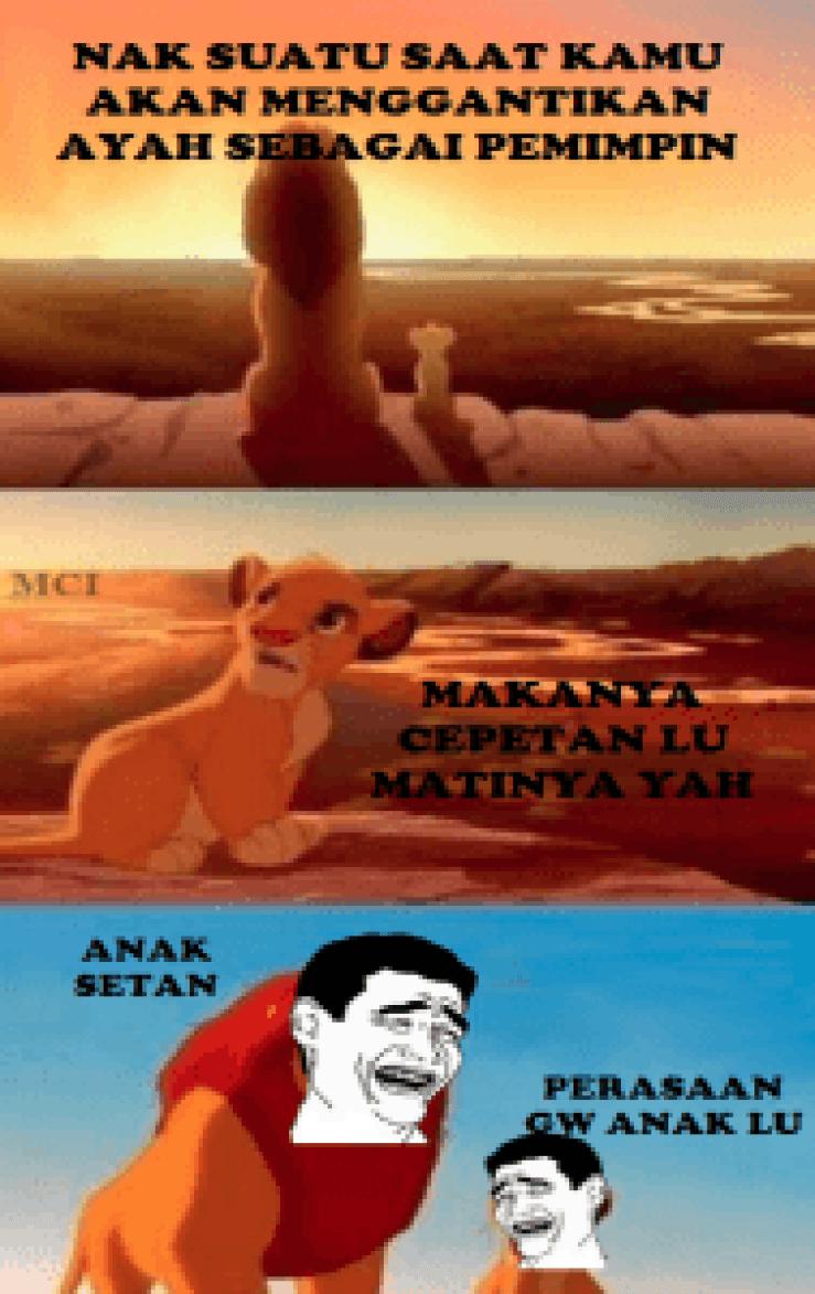 100 Gambar DP BBM Meme Kocak & Lucu Abis 16