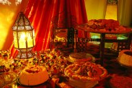 Moroccan Sweet table & dinner by New Times catering