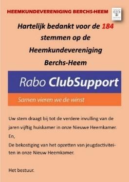 activiteiten 191014_Rabo_Clubsupport