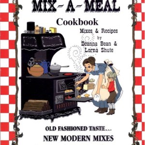 Mix A Meal Cookbook