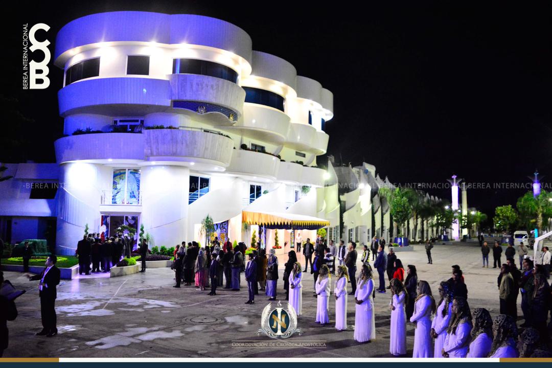 Iglesia La Luz del Mundo en Hermosa Provincia, Guadalajara, Jalisco, México. LLDM 3