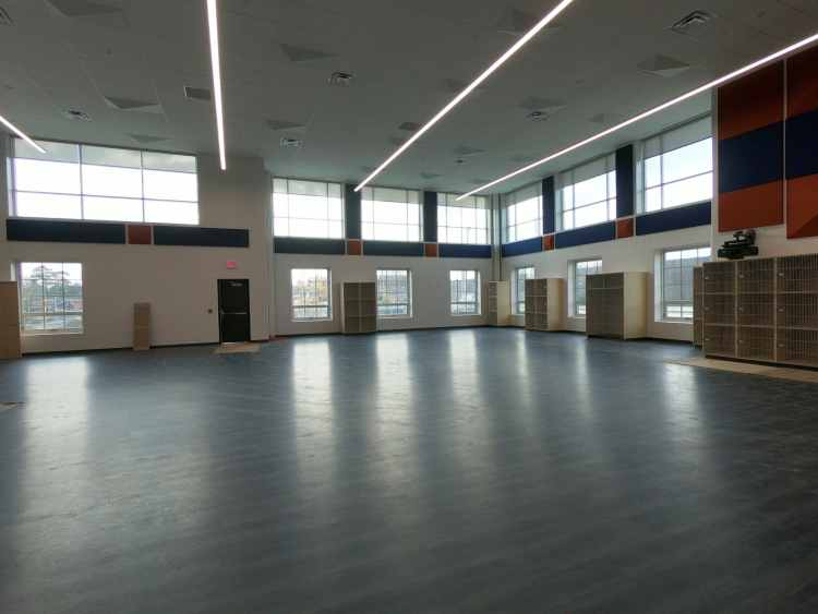 Take a Tour of the New Band Room