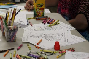 coloring pages for berean armed forces ministry military gospel packets