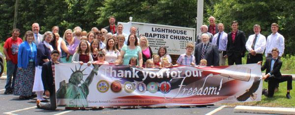 Welcome Lighthouse Baptist Church Loxley, Alabama