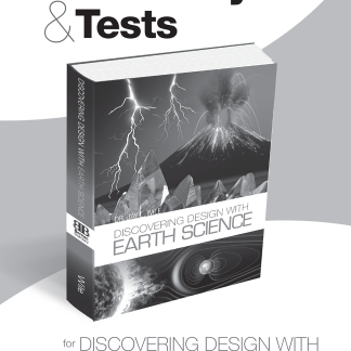Answer Key & Tests for Discovering Design with Earth Science