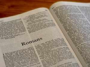 Bible Book of Romans